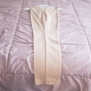 Zara blush pants